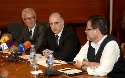 Se signa el conveni per a la creació de la Càtedra Tarragona Smart Mediterranean City