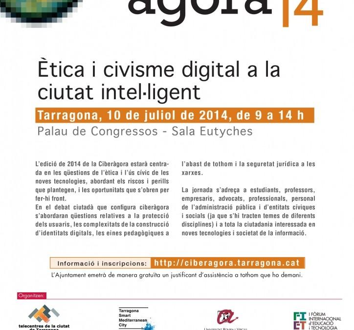 Programa de la Ciberàgora 2014