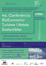 Comença el 2n cicle de conferències Bioeconomic – Turisme i Hotels Sostenibles