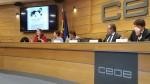 Begoña Floria presenta l'experiència de Tarragona com Smart City davant la CEOE a Madrid