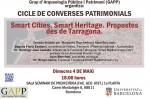 La Fundació participa en el cicle de converses patrimonials de la Universitat de Barcelona