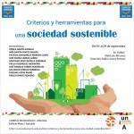 """El Dr. Santiago José Castellà, present al curs """"""""Criterios y herramientas para una sociedad sostenible"""""""