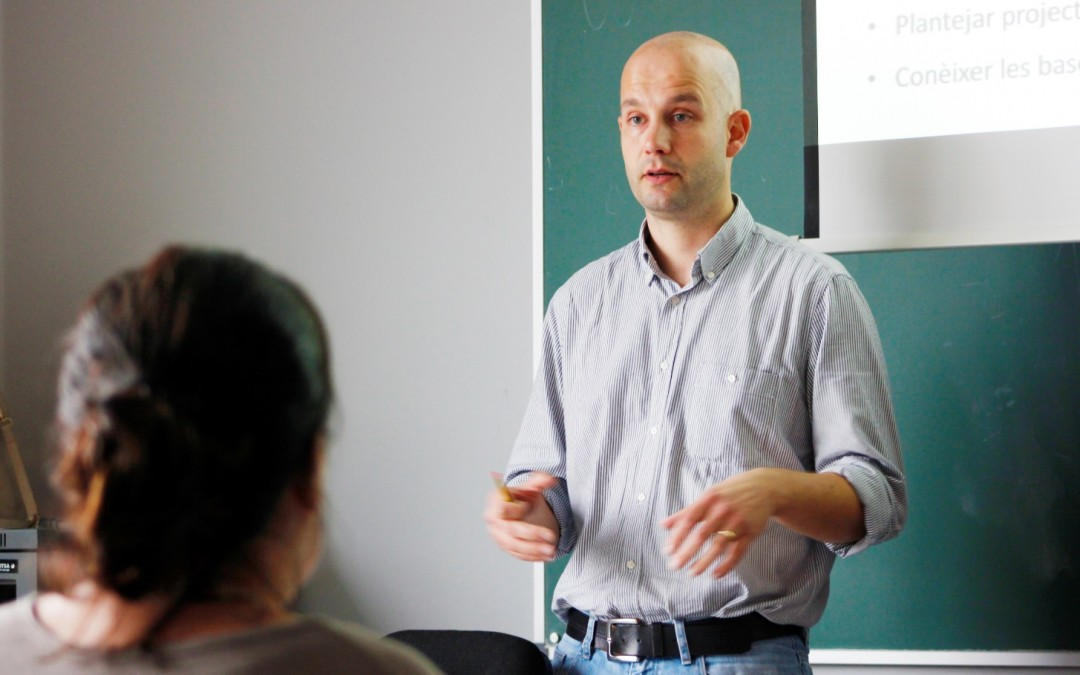 Els alumnes del Postgrau en Smart Cities de la URV comencen les classes