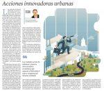 """""""Acciones innovadoras urbanas"""", article de Santi Castellà"""