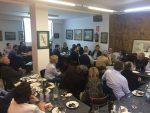 El SocialAtlas centra l'atenció del segon sopar de la càtedra Smart City
