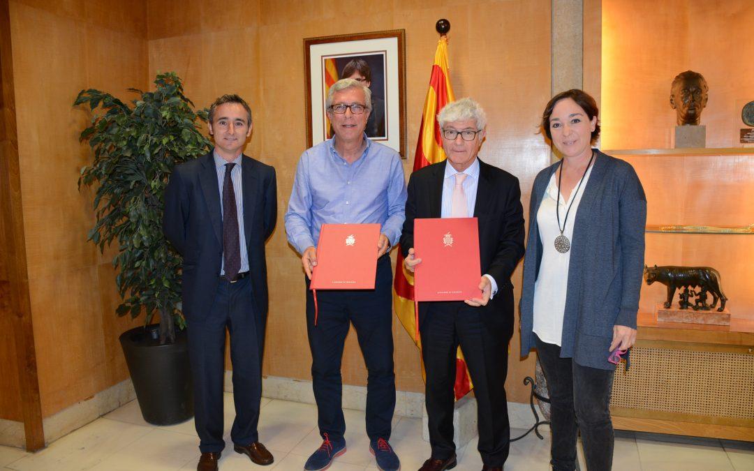 Tarragona Smart Mediterranean City i SECE col·laboren per l'eficiència energètica