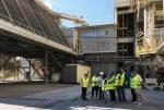 Visita a Sirusa dels alumnes del postgrau en Smart Cities