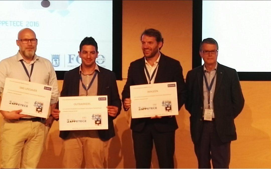 Madrid premia a l'app Reliving-Tàrraco i es planteja adaptar-la a la capital