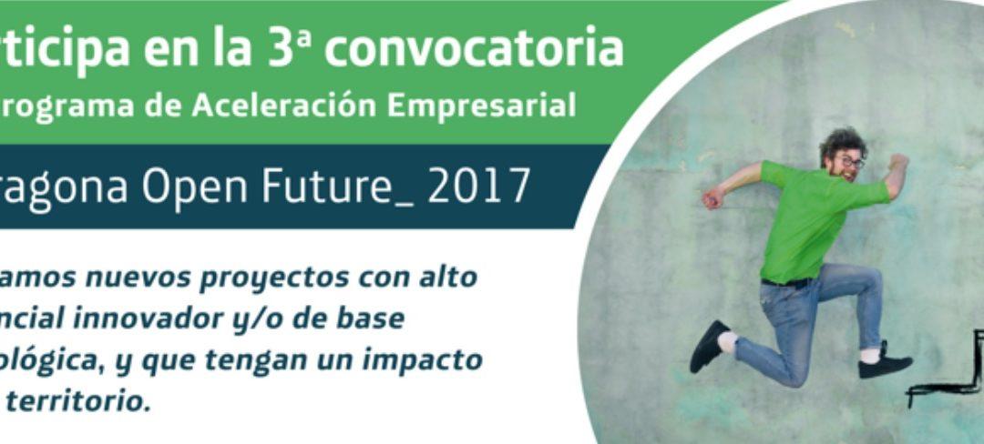 Oberta la convocatòria per a la 3a Tarragona Open Future