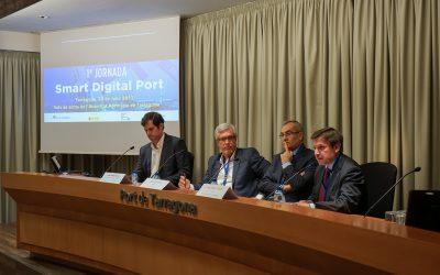 El Port de Tarragona reuneix experts de tot l'Estat en la primera jornada sobre ports intel·ligents