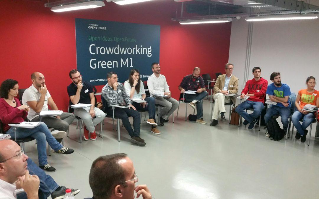 Oberta la convocatòria per a la 3a edició del programa de promoció de l'emprenedoria Tarragona Open Future