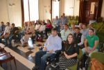 Els guanyadors dels premis Tarragona Impulsa són rebuts per l'alcalde
