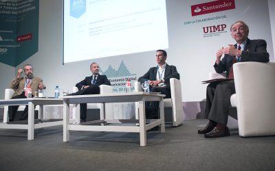 31º Encuentro de la Economía Digital y las Telecomunicaciones: 'La Realidad Digital de España'