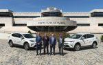 Toyota, vehicle oficial dels Jocs Mediterranis 2018