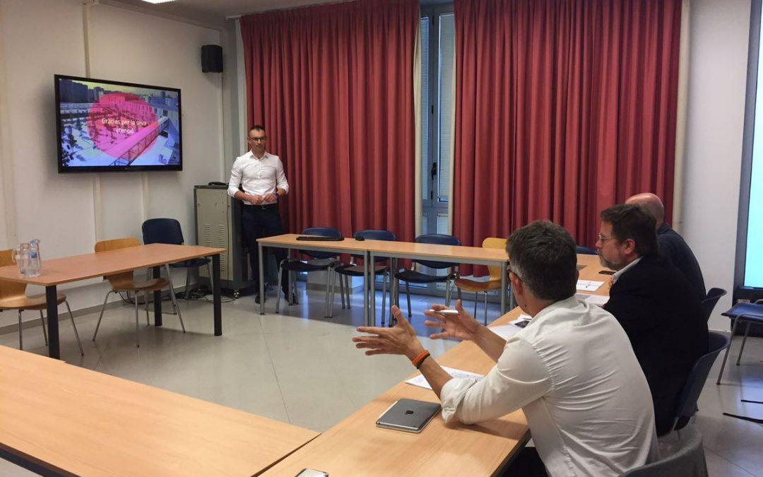 Presentació dels projectes de final del Postgrau Smartcity