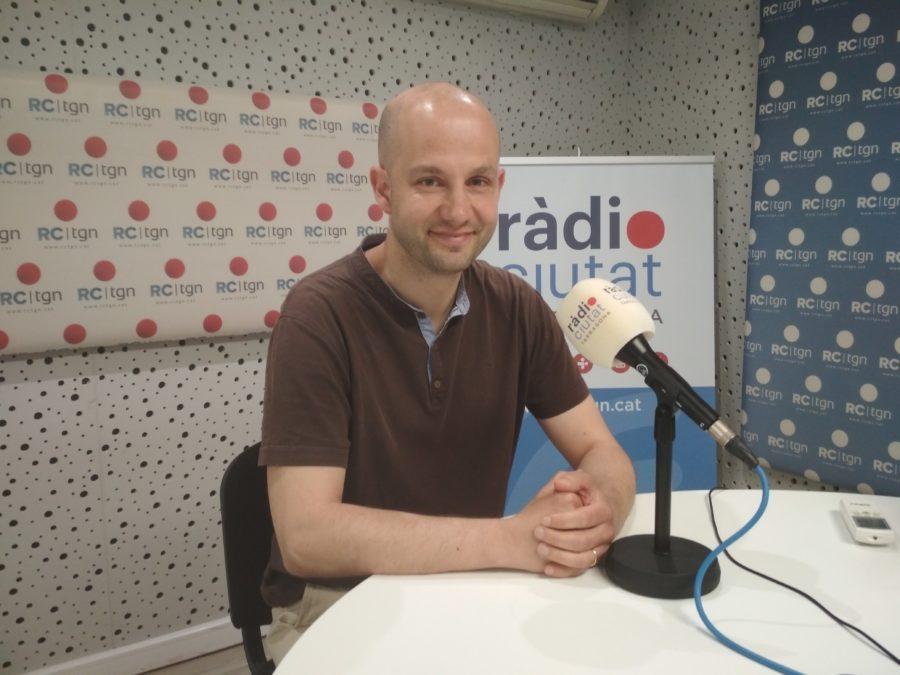 """#ENTREVISTA: Sergi Lozano (Projectes internacionals): """"És important buscar finançament europeu"""""""