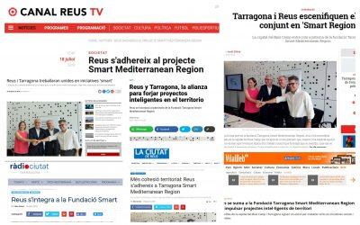 Recull de premsa: Reus s'incorpora a la Fundació