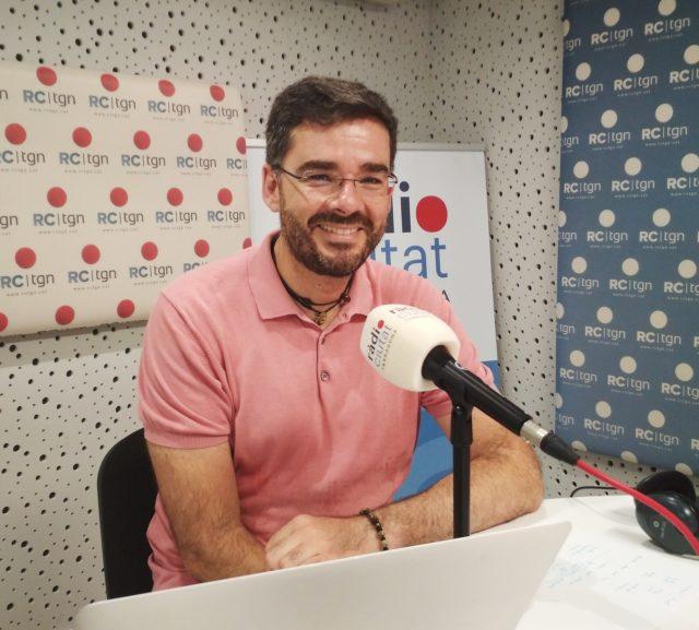 gustavo cuadrado ràdio ciutat de tarragona