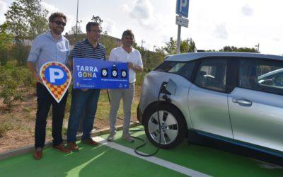 Noves instal·lacions de recàrrega per a cotxes elèctrics a Tarragona