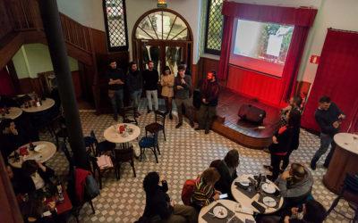 La Fundació SMART col·labora amb el concurs de curtmetratges del REC 2018