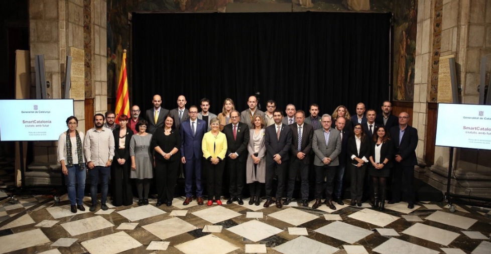 La Fundació Tarragona Smart Region participa al SmartCityExpoWorldCongress 2018