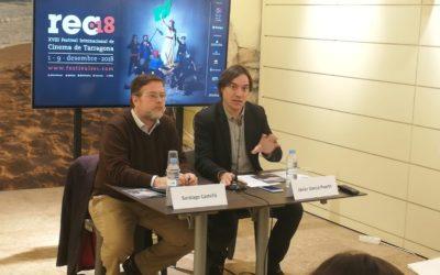 El Festival REC celebra la Jornada Professional sobre cinema i tecnologia amb el suport de la Fundació Tarragona SMART