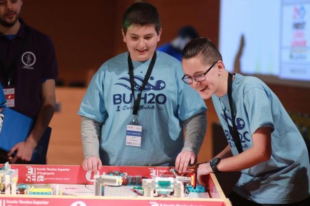 La FIRST LEGO League Tarragona-Reus reunirà gairebé 500 futurs científics