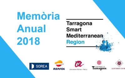 Memòria 2018 Fundació Tarragona Smart Mediterranean Region