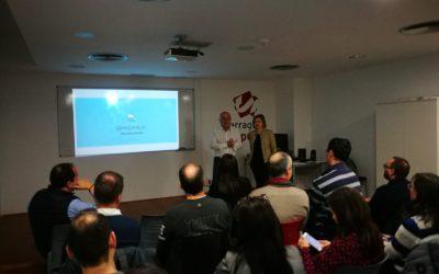 Una quarantena de persones a la presentació de Tarragona Open Data Lab