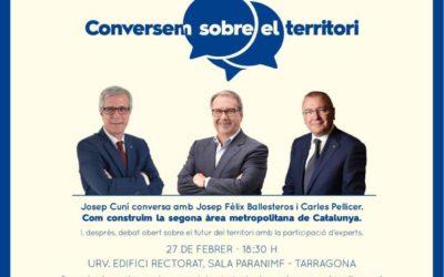 El present i futur del territori, a debat a les Jornades Univers SER Tarragona-Ràdio Reus.