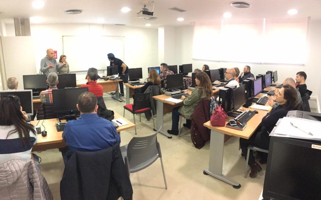 Inici de les sessions del certificat professional del Tarragona Open Data Lab