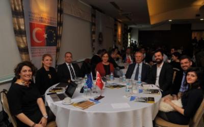 La ciutat turca Çanakkale rep a la delegació tarragonina del projecte europeu comú per al futur de les ciutats intel·ligents