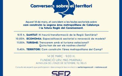 Segona jornada de l'Univers SER Tarragona-Ràdio Reus aquest dijous 14 de març