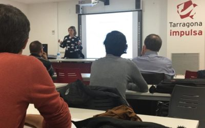 Celebrat el Primer workshop de l'Open Data Lab Tarragona