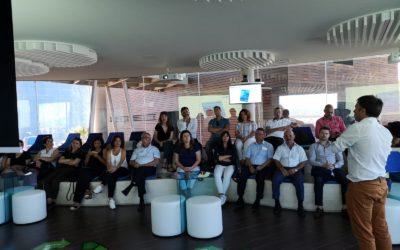La delegació de la ciutat turca de Çanakkale ha conegut avui diversos projectes smart de Tarragona