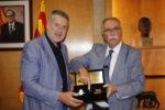 Una delegació de la ciutat turca de Çanakkale visita Tarragona