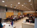La delegació turca del projecte europeu smart visita la URV