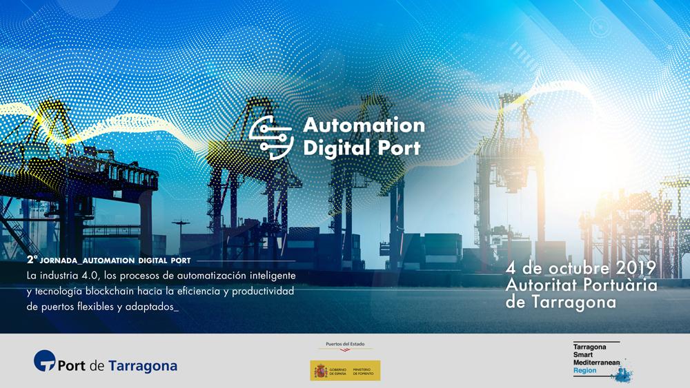 Inscripcions obertes per a la II Jornada Automation Digital Port